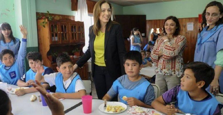 Comedores escolares – Posición Adelantada